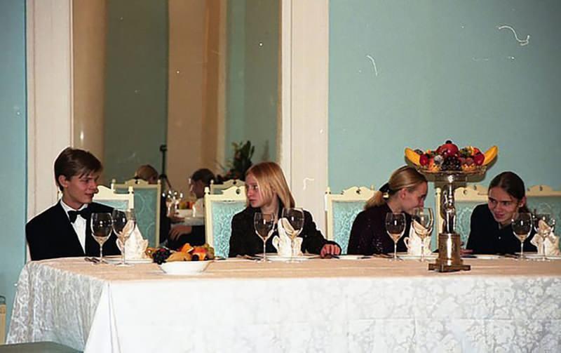 Pugaçhev'in çocukları ve Putin'in kızları
