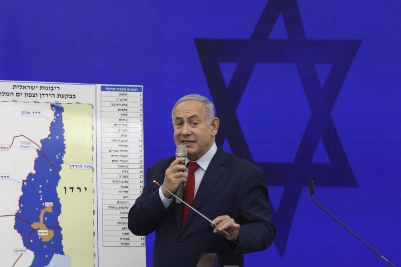 """İsrail'in Batı Şeria'daki bölgeleri """"ilhak"""" planı"""