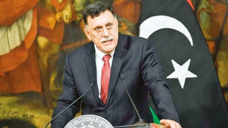 Libya Başbakanı Fayiz es-Serrac
