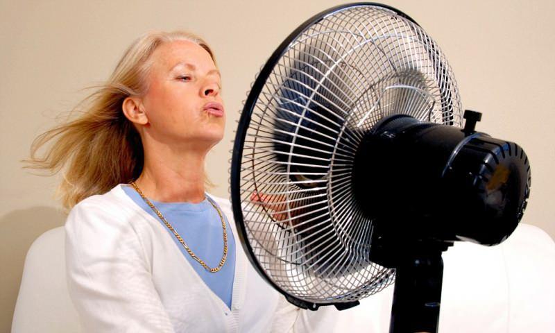 Menopoz döneminde ateş basması nedenleri