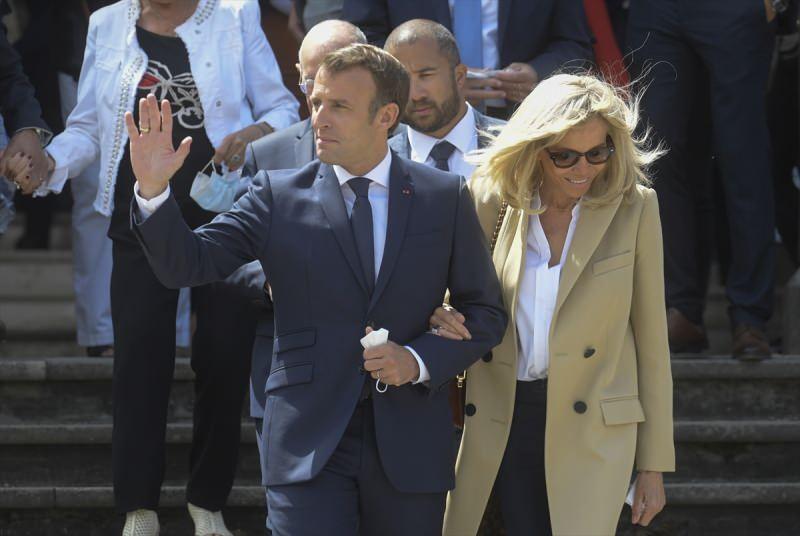 Fransa, seçim, Macron