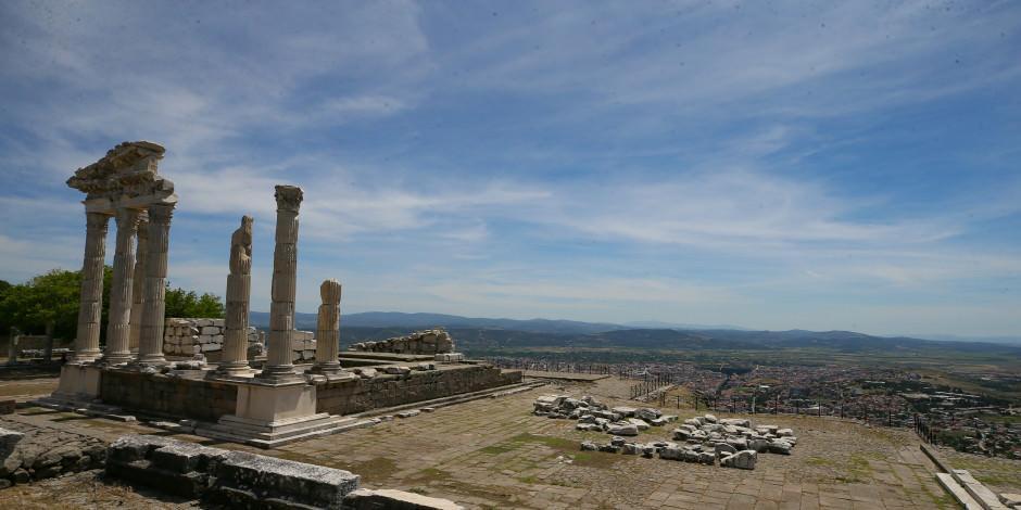 Bergama Antik Kenti'nin tarihini değiştiren yeni buluntular