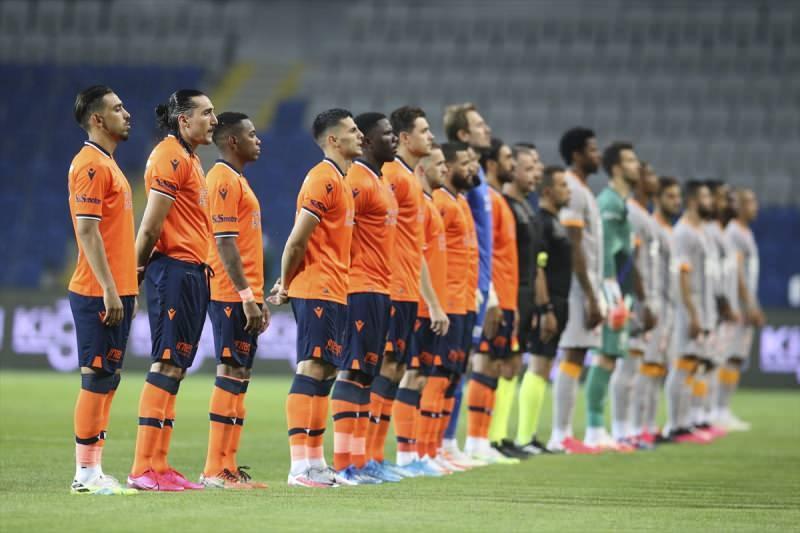 Medipol Başakşehir, Süper Lig'in 29. haftasında Galatasaray ile Başakşehir Fatih Terim Stadı'nda karşılaştı.