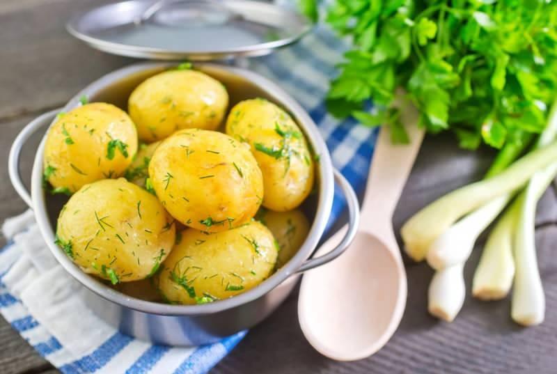 Düdüklüde patates pişirme süresi