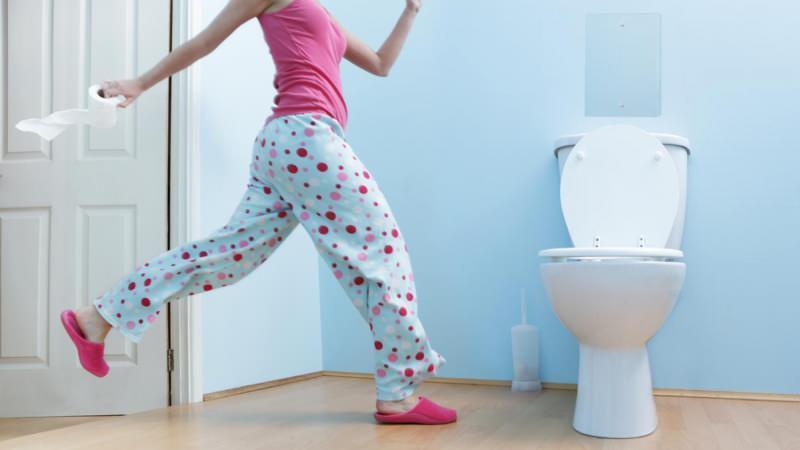 sık sık tuvalete çıkma ishalin belirtileri arasında yer alır
