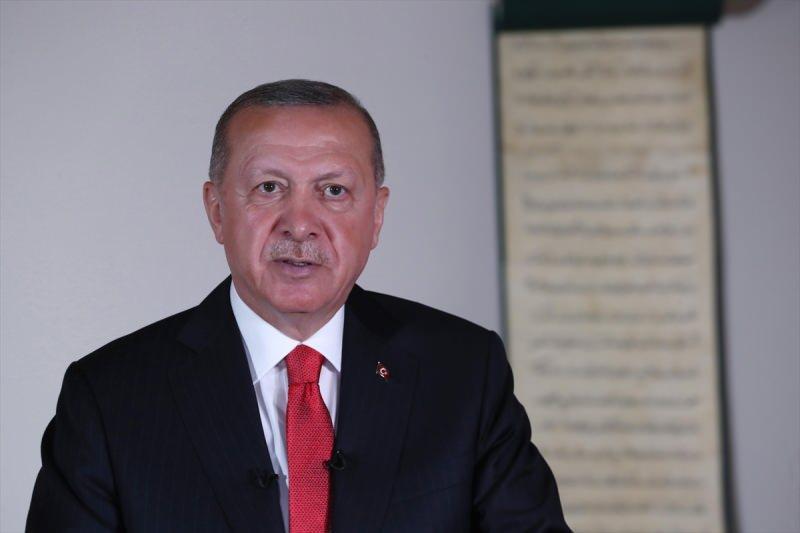 Tarihi Ayasofya kararı sonrası Başkan Erdoğan millete seslendi