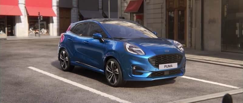 Daha çevreci hibrit elektrikli araçların tercih edildiği dönemde, Ford Puma da bu yönde tercihte bulundu