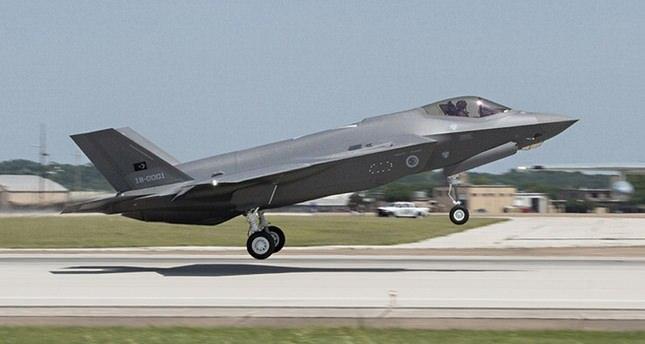 Türk Hava Kuvvetleri için üretilen 18-0001 kuyruk numaralı F-35