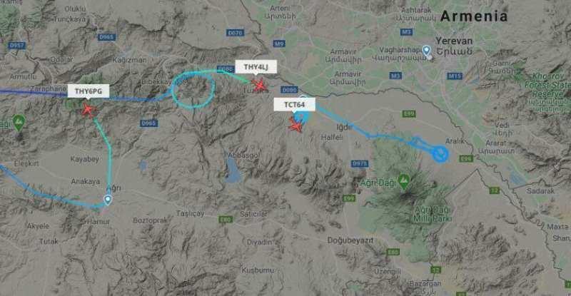 Son dakika: Ermenistan'ın korktuğu başına geldi! Bayraktar TB2 SİHA'lar sınıra indi.