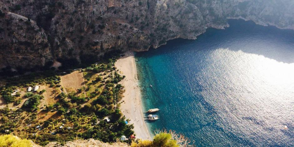 Cennet köşemiz Fethiye'de gezilecek en iyi 10 yer