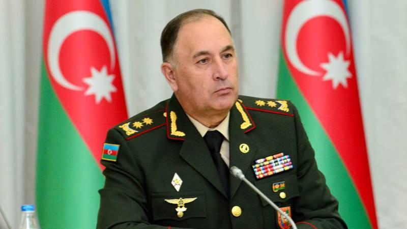 Azerbaycan Savunma Bakan Yardımcısı Kerim Veliyev