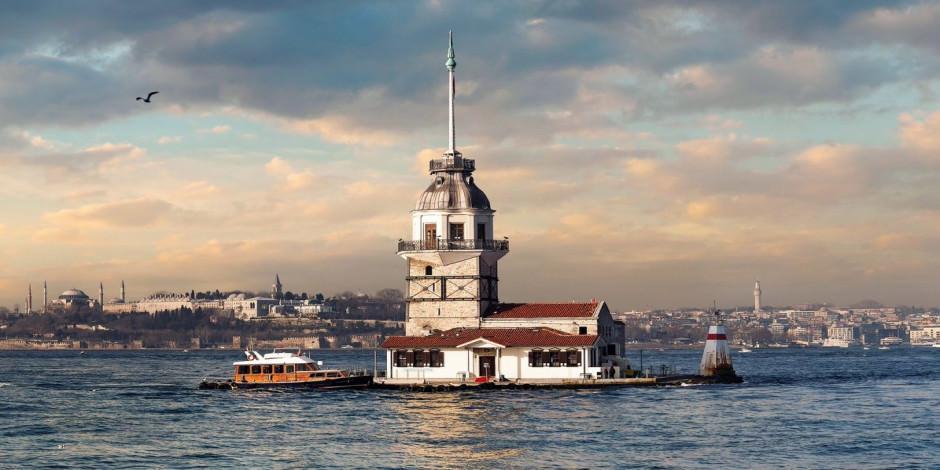 İstanbul'un Kız Kulesi hakkında her şey