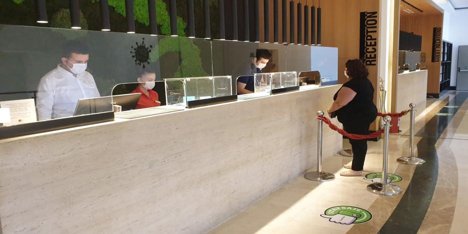 'Turizmin başkenti' Antalya'da güvenli otel sayısı 301'e yükseldi