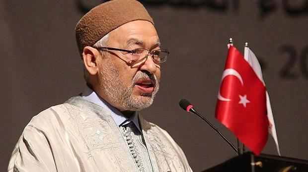Tunus Meclis Başkanı Raşid el-Gannuşi