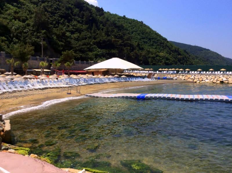 Özgür plajı