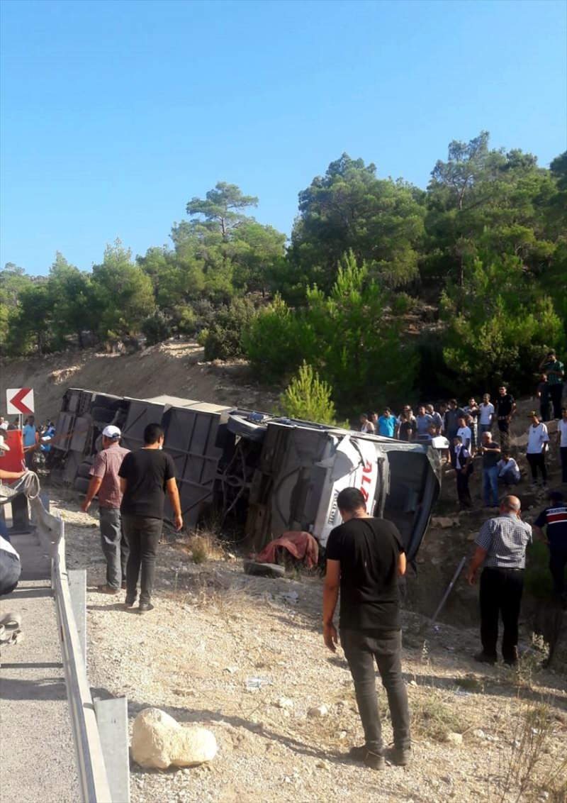 Son dakika: Mersin'den kahreden haber: 5 asker şehit oldu!