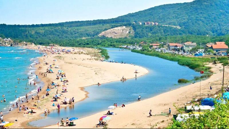 Sarısu Plajı