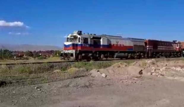 Çin-İzmit arası taşımacılık 10 güne inecek