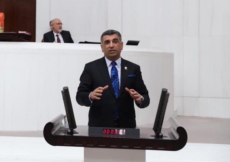 Elazığ Milletvekili Gürsel Erol.