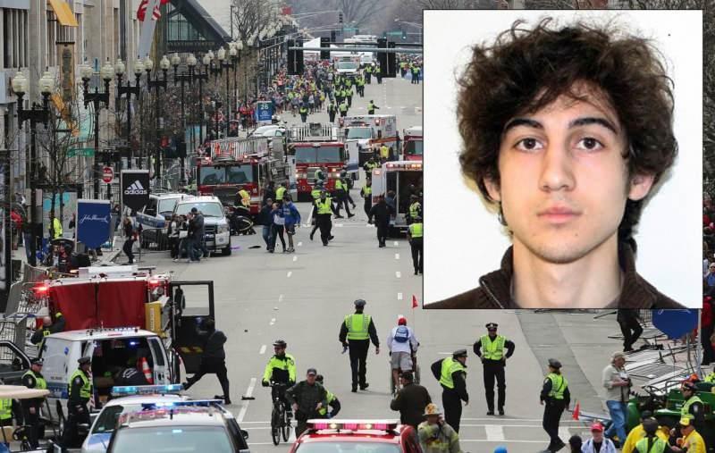 Boston Maratonu bombacısı Dzokhar Tsarnaev