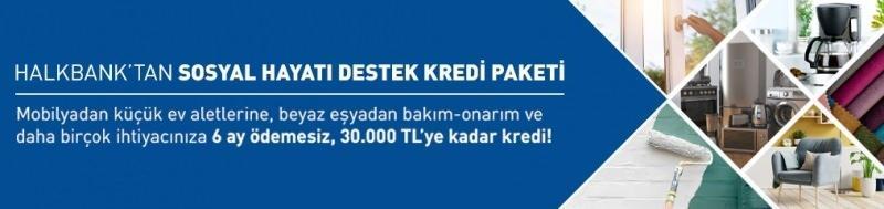 Halkbank düşük faizli 30 bin TL 6 ay ödemesiz ihtiyaç kredisi veriyor! Kredi başvurusu 3