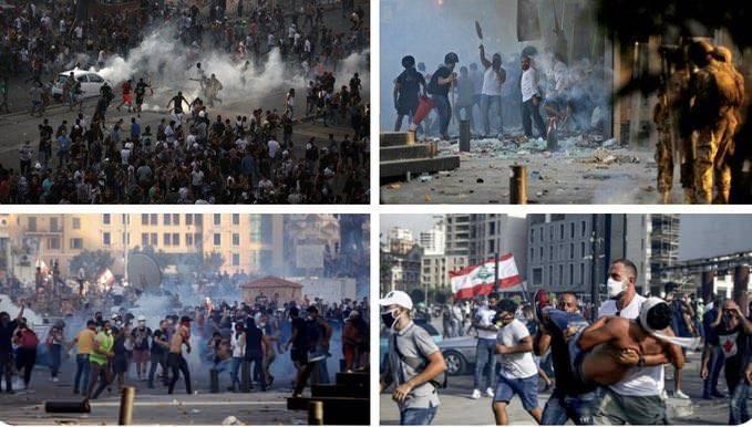 Beyrut protestoları