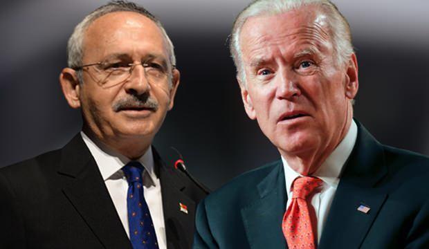 Kılıçdaroğlu Joe Biden yerine Erdoğan'ı hedef aldı - GÜNCEL Haberleri