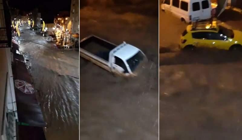 Giresun'da sel felaketi: 1 asker ve 2 vatandaşın cansız bedenine ...
