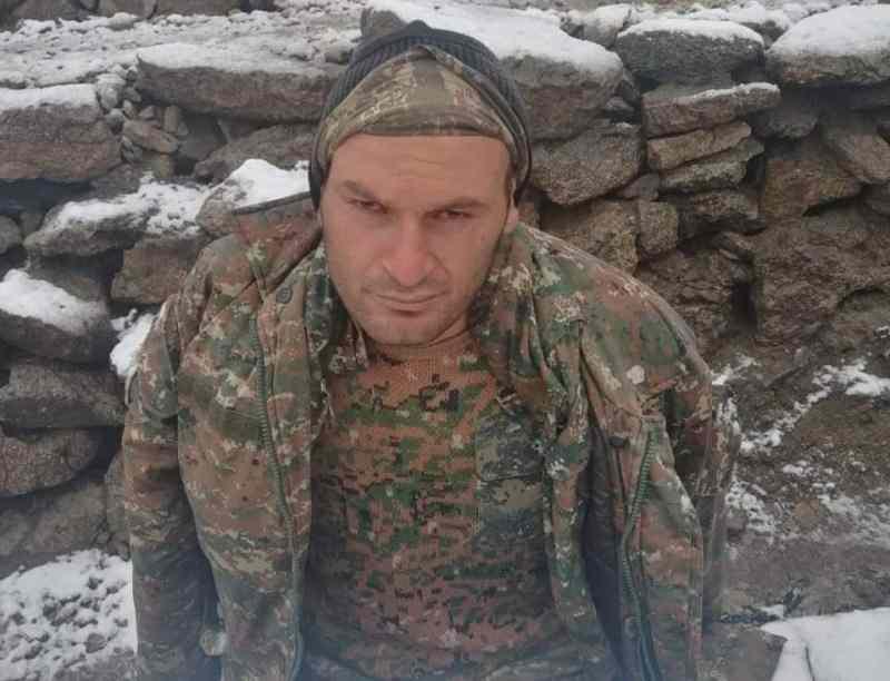 Kıdemli Teğmen Gurgin Alberyan