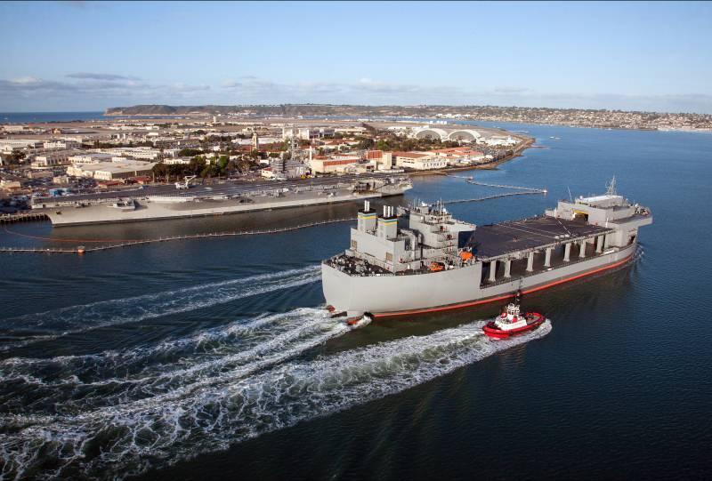USS Hershel Woody Williams
