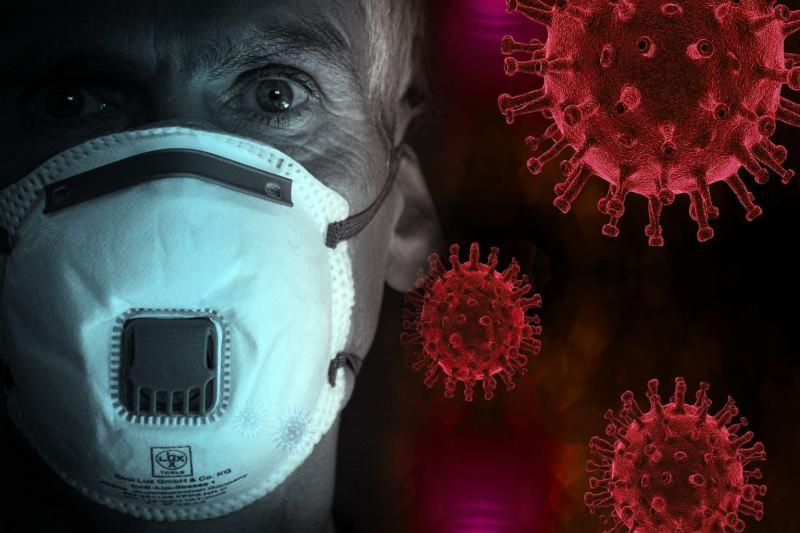 iki virüsten de korunma yolu maske, sosyal mesafe ve hijyendir