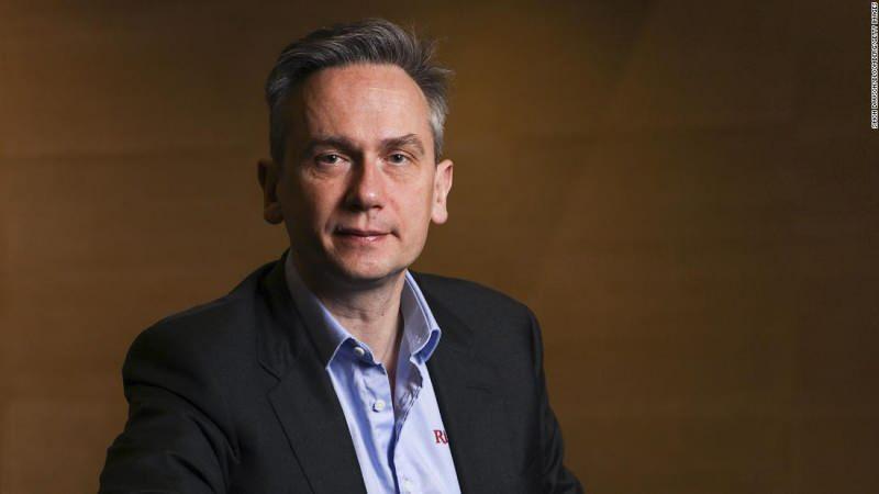 Rio Tinto'nun CEO'su Jean-Sébastien Jacques