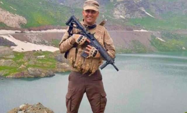 Jandarma Astsubay Kıdemli Çavuş Sinan Aktay