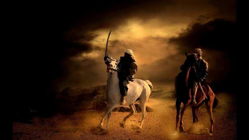ordumuzun muzafferi için fetih suresi