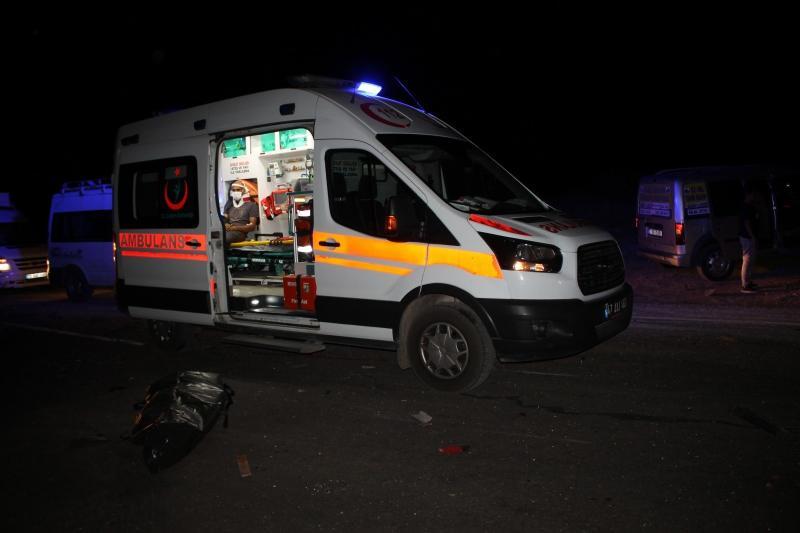 Son dakika: Mardin'de feci kaza! Çok sayıda ölü var...