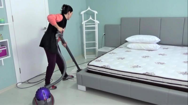 Yatak odası temizliği önerileri