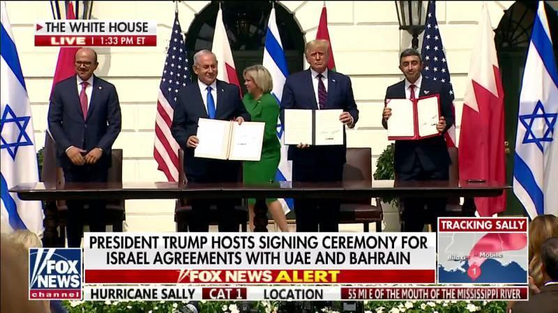 Son dakika haberi: Tarihe geçen ihanet! Beyaz Saray'da imzalar atıldı...
