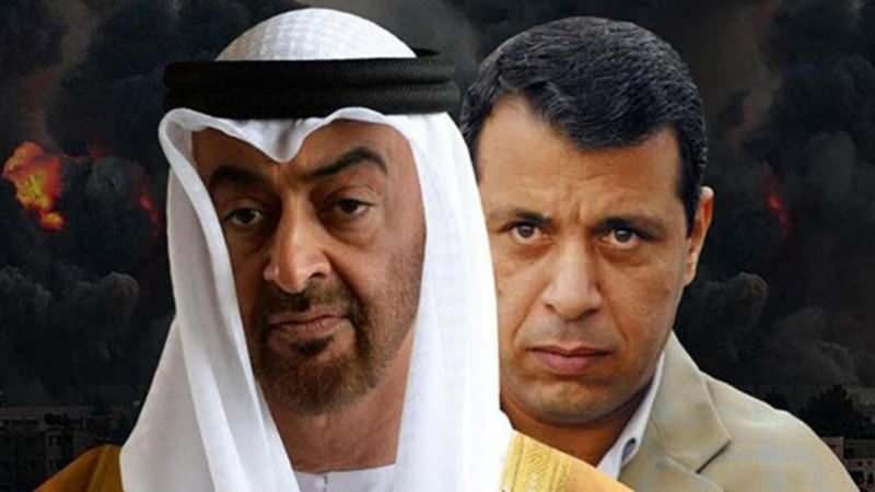 Dahlan'ın bir -numaralı destekçisi BAE Prensi Muhammed Bin Zayed