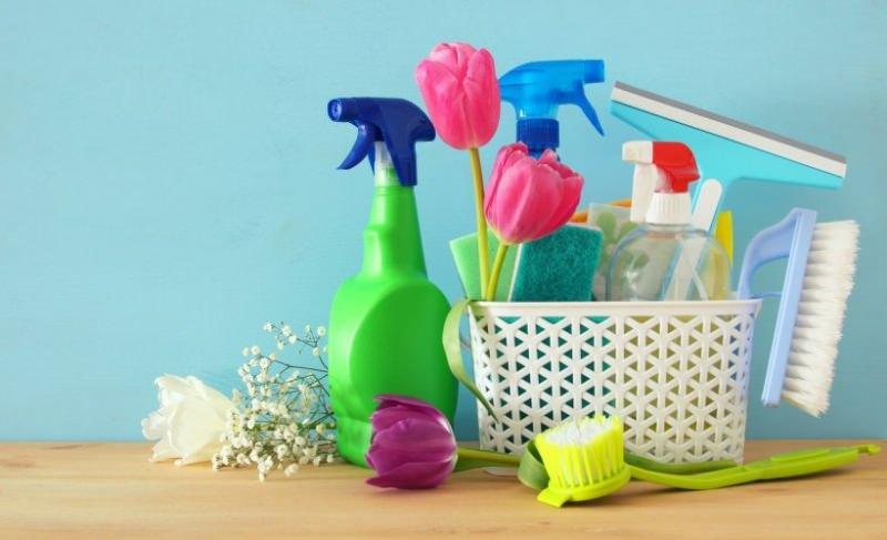 bahar temizliği önerileri