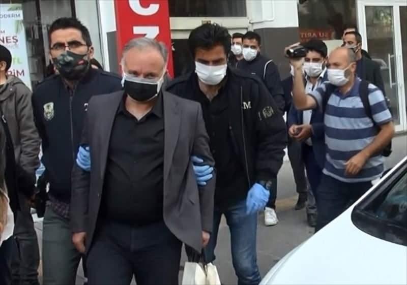 HDP'li Kars Belediye Başkanı gözaltına alındı.