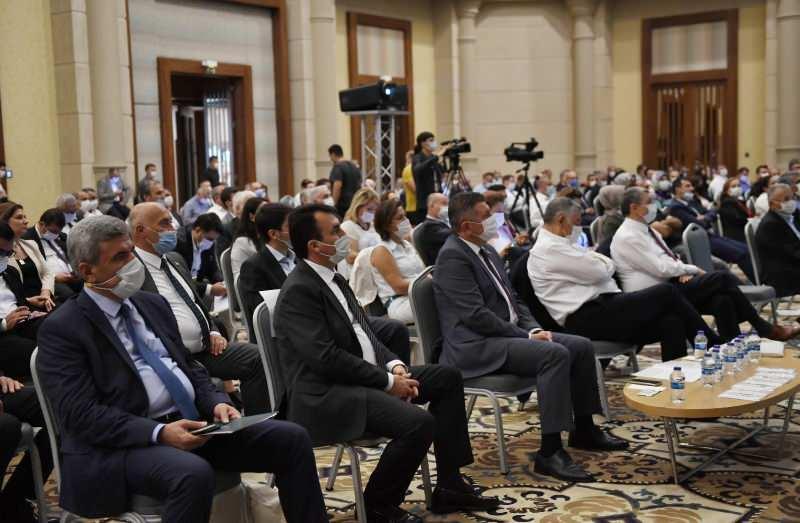 Tarihî Kentler Birliği'nden Osmangazi'ye anlamlı ödül