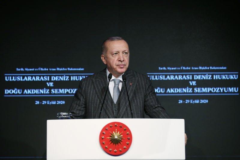 Cumhurbaşkanı Erdoğan'dan Ermenistan'a tepki