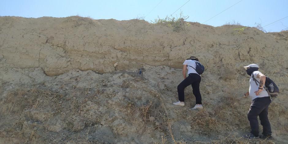 Denizli'de 9 milyon yıllık keşif