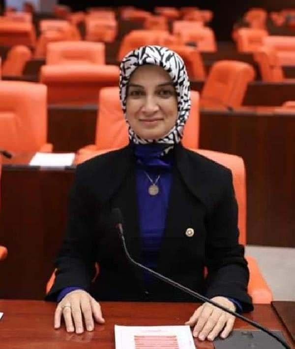 Bursa Milletvekili Vildan Yılmaz Gürel