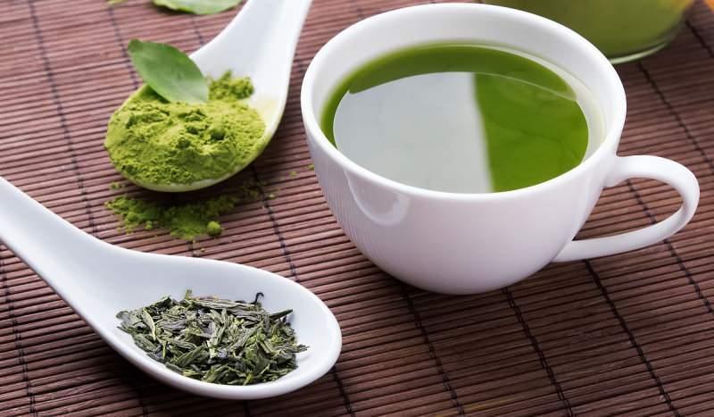 Yeşil çayı saklamanın püf noktaları