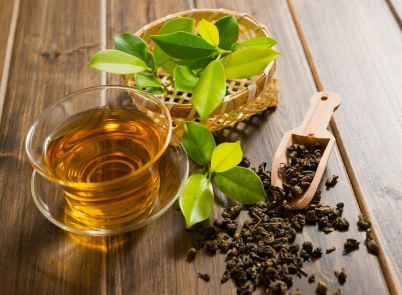 Yeşil çay nasıl saklanır