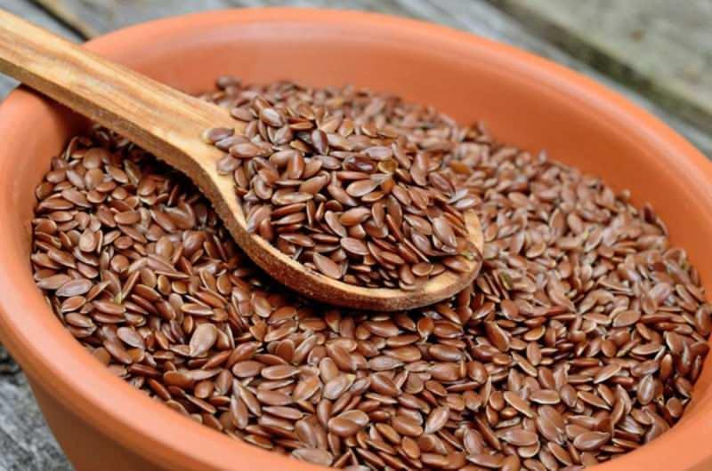 keten tohumu toz haline getirilerek yemeklere ya da salatalara eklenebilir