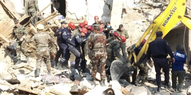 Ateşkes anlaşmasına rağmen Ermenistan sivil yerleşim yerlerine saldırılarını devam ettiriyor.