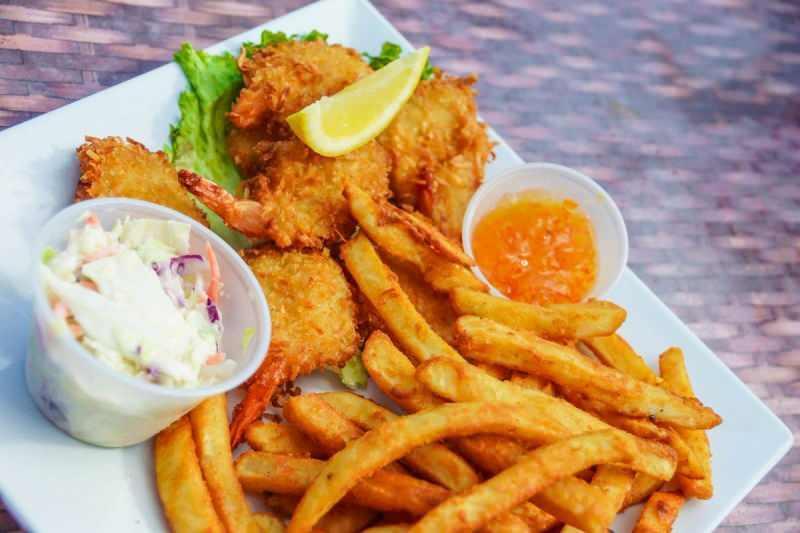 Fish and chips ne demek