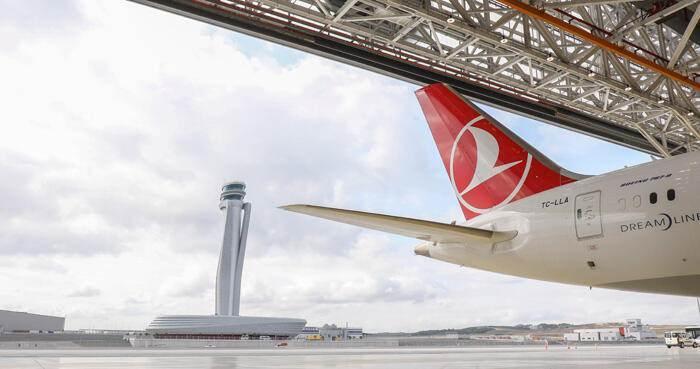 Türkiye'nin en büyük uçak üs açılışı yapıldı